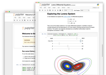 Examples of Jupyter Notebooks